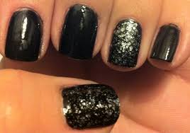 review notd miss sporty lasting colour nail polish in fatal black