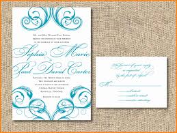 downloadable wedding invitations 3 downloadable wedding invitations templates mail clerked
