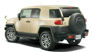 toyota fj cruiser ends production with japan only final edition