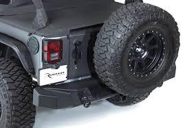 jeep wrangler back rampage trailguard rear bumper jeep wrangler back bumper ships free