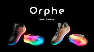 orphe smart footwear