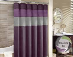 how to clean shower curtains maids by trade