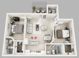 floor plans the polos apartments