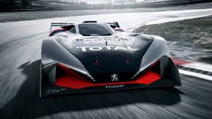 peugeot canada peugeot debuts its newest vision gt car the l750 r hybrid