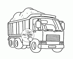 truck coloring pages for kids big collection coloring pages of