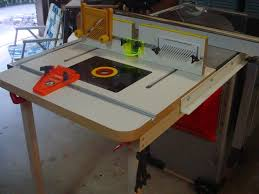 dewalt table saw extension opinion request router in table saw