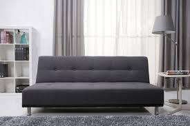 Click Clack Sofa Beds Uk by Leader Lifestyle Duke Fabric Futon Sofa Bed Pebble Grey Amazon