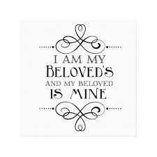 i am my beloved i am my beloved s and my beloved is mine why bother with