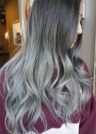 how to blend in gray hair with brown hair 85 silver hair color ideas and tips for dyeing maintaining your