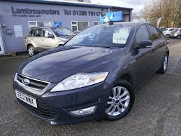 used ford mondeo zetec 2012 cars for sale motors co uk