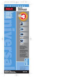 rca remote manual pdf manual for rca remote control rcr412