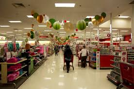 store decoration target superstore holiday decoration christmas shopping editorial