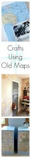 best 25 map crafts ideas on pinterest map anniversary gift