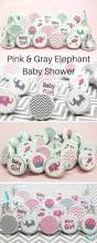 Gray Elephant Nursery Decor by 91 Best Pink Elephant Baby Shower Theme Images On Pinterest