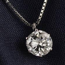 platinum necklace diamond images Jewelry suehiro rakuten global market necklace single diamond jpg