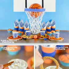 basketball party ideas basketball party ideas archives sofabfood