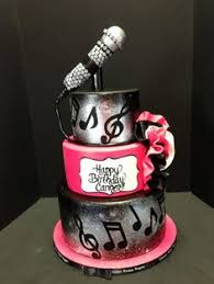 stage cake party pinterest cake music cakes and oreos