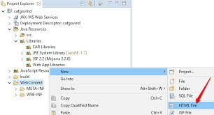 design html page in eclipse create jsf project in eclipse step by step tutorial jsf 2 2