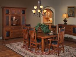 Picnic Table Dining Room Mission Dining Room Tables Countryside Amish Furniture