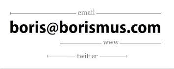 superminimalist com super minimalist business card design