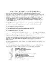 Free Medical Power Of Attorney Form Pdf by Free Texas Power Of Attorney Forms Adobe Pdf Word