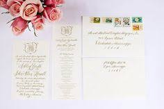 wedding invitations jackson ms wedding invitation by beth hunt calligraphy oxford
