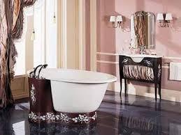 stylish bathroom decorating ideas soft pink walls light pink
