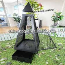 Fire Pit Poker by Pyramid Log Burner Chimeneas Outdoor Heater Outdoor Fire Pit
