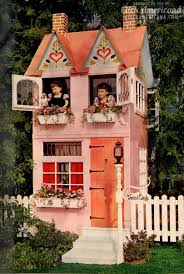 build a dream come true play house in your backyard 1962 click