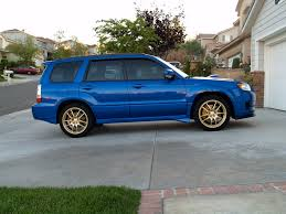 jdm subaru forester the