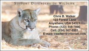 wildlife checks 4checks
