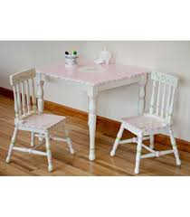 table and 2 chairs set kids girls table and set of 2 chairs bouquet room collection
