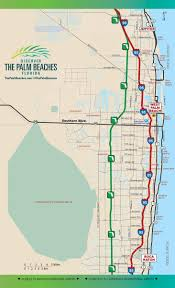 Hobe Sound Florida Map by Road Access The Palm Beaches Florida