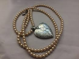 ebay necklace heart images 198 best vintage 1928 jewelry images vintage jpg