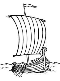 viking ship coloring page boats and ships coloring pages download and print boats and ships