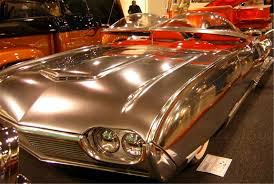 chrome paint how platinum bomb was painted grease