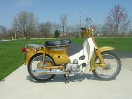 i would like to have this 1972 honda c70k1 quiero pinterest