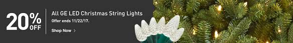 shop christmas string lights at lowes com