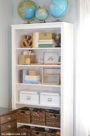 Bookshelf Styling Styling A Bookshelf Balancing Home With Megan Bray