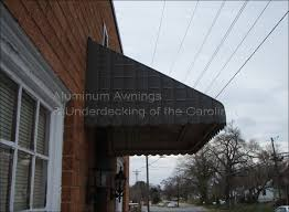 Side Awnings Aluminum Awnings Commercial Churches Public Buildings