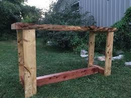 pine kitchen island cedar and pine live edge kitchen island or bar evolve woodworks