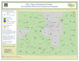 County Map Of Colorado by Collaborative Models Of Primary Care Case Studies In Colorado