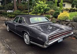 classic american cars 1968 ford thunderbird doors from 60s and 70s american