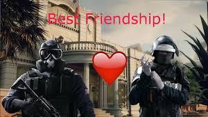 siege swiss random highlights true friendship rainbow six siege swiss