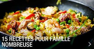 cuisine pour famille nombreuse 15 recettes pour familles nombreuses cuisine famille
