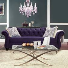 Cloth Chesterfield Sofa by Fabric Tufted Sofa Set Tehranmix Decoration