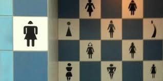 Mens And Womens Bathroom Signs Mens And Womens Restroom Signs Funny Clipart Toilet Sign