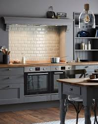 modern shaker style kitchen the perfect shaker look for a modern cooking area in your kitchen