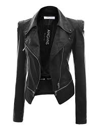 ladies leather motorcycle jacket 25 best women u0027s leather u0026 faux leather jackets ideas on pinterest