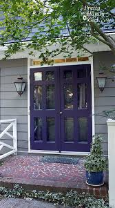 How To Refinish An Exterior Door The Easy Way by How To Strip Paint Off A Door Pretty Handy